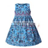 blue flower girl dresses shop apparel
