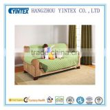 100% Polyester Reversible Sofa Furniture Protector,Green/Light Green