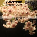 high quality silk cherry blossom branches artificial cherry blossom branches trees widow display decor