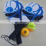 Plywood or MDF Material Outdoor Wood Beach Tennis Racket