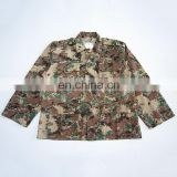 Best Price Nigeria Woodland Camouflage BDU uniform Military Uniform