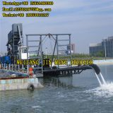 18 Inch Lake Dredging Equipment Water Injection Jet Suction Dredger