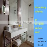 48inch vanity cabinet table legs for hotel and resort, inn, suite, hotel,