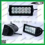 Black body color 36W LED light bar,headlight car accessory with CE RoHs,6000K