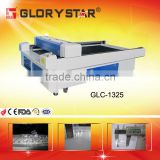 Professional High precision Excellent performance big working area Acrylic laser cutting bed 1300mmx2500mm