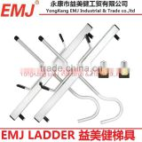 Ladder Rack Clamps (pair) for Roof Rack & Extension Ladders