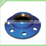 China Quick Adaptor for HDPE Pipe, HDPE Flange Adaptor