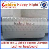 (2819) HAPPY NIGHT King size headboard for round bed