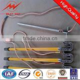Grounding Connection Copper Bonded Threaded Rod Grounding Rod