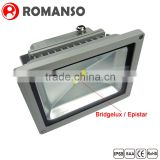 IP65 waterpoof Bridgelux/Epistar COB chip led 20w clip flood lamps