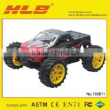 HBX 3368A 1/10th SCALE FUEL POWERED OFF ROAD TRUCK,Nitro RC Truck