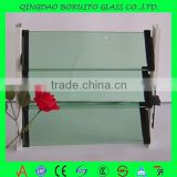 Cheap 5mm color Louvre glass for window