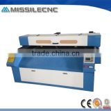 Portable home 1325 co2 fabric laser cutting machine