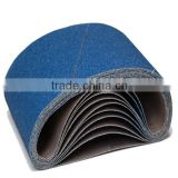 flexible abrasive diamond sanding belt