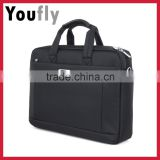High-grade man business briefcase bag with genuine leather handle                                                                         Quality Choice