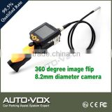 8.2mm tube security under vehicle inspection camera
