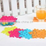 silicone pot pad convenient for cleanning easily