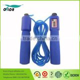 PP, PVC, Jumping Skipping Rope with foam handle,Wholesale - Sport Exercise School Skipping Rope Outdoor