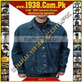 Ballistic Wear - Denim Jacket Bullet-Proof {- Made-To-Order -}