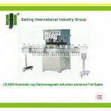 LB-4000 Automatic Cap Electromagnetic Induction Aluminum Foil Seal Machine, Electromagnetic Induction Seal Machine