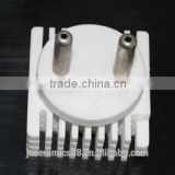 Industrial Insulator 95% Alumina Ceramic Heat Sink for Thermoelectric Cooling System                                                                         Quality Choice