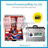 CE Approved PR-07W Trauma Aluminum First Aid Kits Suitable for for Long-distance Remotion