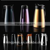 2015 New Design stainless steel American vacuum insulated coffee pot/Pour cover Coffee container