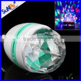 RGB Small Concert Stage DJ Led Rotating Multi Color Disco Mini Outdoor Laser Light For Christmas Decoration