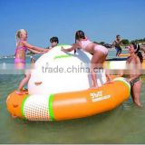 inflatable water whirlwind roller/trichromatic roller