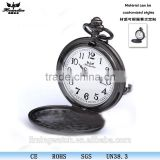 Japan movt quartz pocket watch, Digital pocket watch,Pocket watch