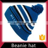 Long Acrylic Beanie Knit Hat Winter Hat manufacturer