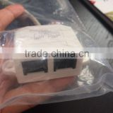 telephone ADSL splitter / Ethernet RJ45 Splitter / ADSL filter
