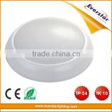 Waterproof IP54 10W 850LM Maintained LED Bulkhead Lighting With Motion Sensor                                                                         Quality Choice