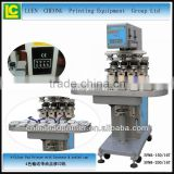 4-color Ink cup Pad Printing Machine round Tampo printing machine pad printer LC-SPM4-150/16T