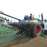 hot sale super quality CE certificated chainsaw trencher