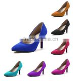 Many color famous italian shoe brands for women