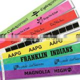 Nice looking tyvek wristbands | cute tyvek made wristbands | Beautiful tyvek event band | 2014 cheap tyvek paper band