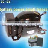 12 volt refrigerator compressor 12 v DC Compressor Condensing Unit 12 volt refrigerant units for mini portable air conditioner