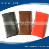 Good quality leather sunglasses eyeglass pouches                                                                         Quality Choice