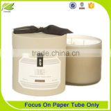 wholesale recyclable paper candle packaging boxes                                                                                                         Supplier's Choice
