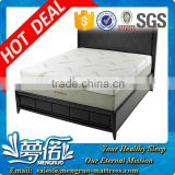 zipper design bamboo roll up mattress for sale