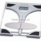 Future life New product new design electronic body fat and hydrartion scale, bathroom scale, family health scale