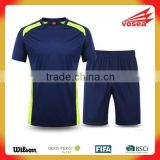 2015 Cheapest Price Soccer Jersey,High Quality Football Soccer Uniforms Set,Customized Blank Soccer Jersey Wholesale