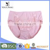 Factory Price Sexy Large Size Comfortable Kid Girl Model Underwear