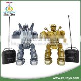 2 in 1 rc boxing punch toy twin pack combat battle rc robot toys with souds and light