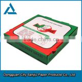 Hot Sale pizza delivery box Corrugated Paper manufacturer