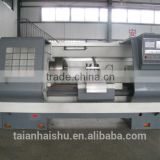 CKG1322A cnc lathe machine specification /ce spindle bore 220mm/pipe threading machine tool