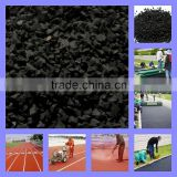 Black SBR Rubber Crumb, Recycled SBR Rubber Granule, Price Of Crumb Rubber-FN-A-16052004