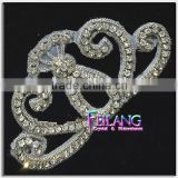 Banquet Accessories Cake Decorating Crystal Rhinestone Applique
