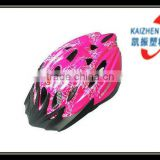 Superior quality plastic bicycle helmet injection mould manufacture